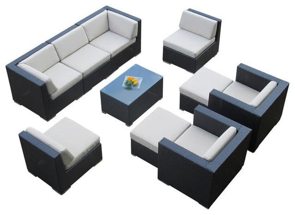 Living Room Furniture Outdoor Sectional Sofa Set