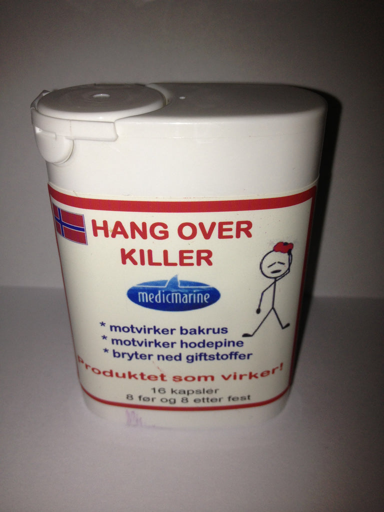 Hang over killer - Medicmarine