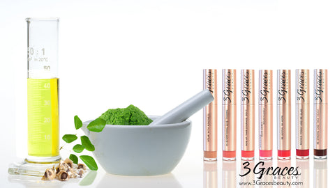 Moringa Oil benefits in 3 Graces Beauty