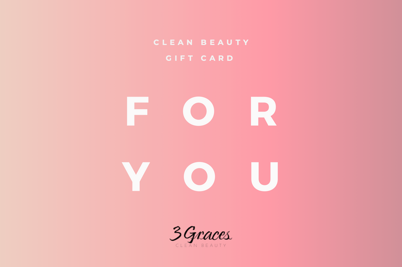 3 Graces Beauty Gift Card