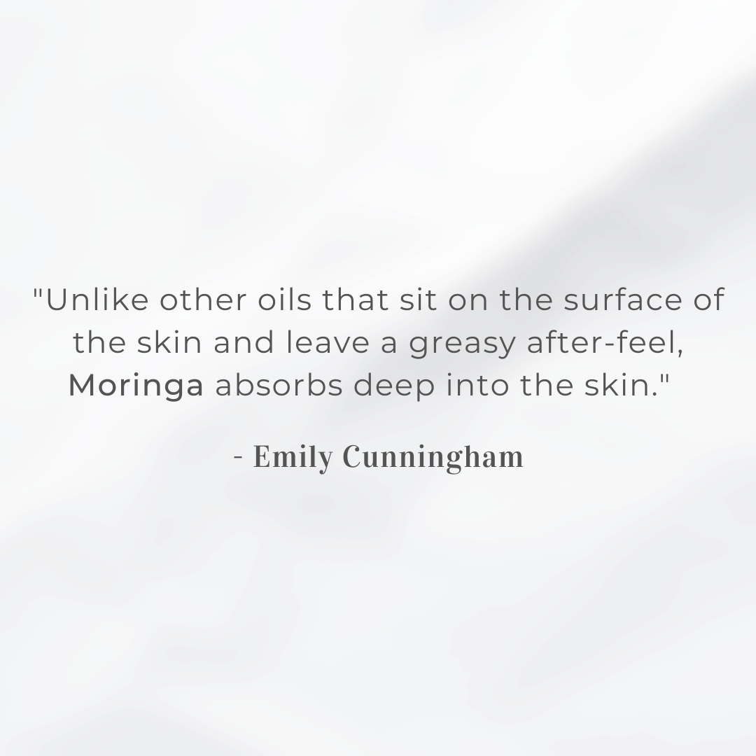 3 Graces Beauty Moringa Star Ingredient Emily