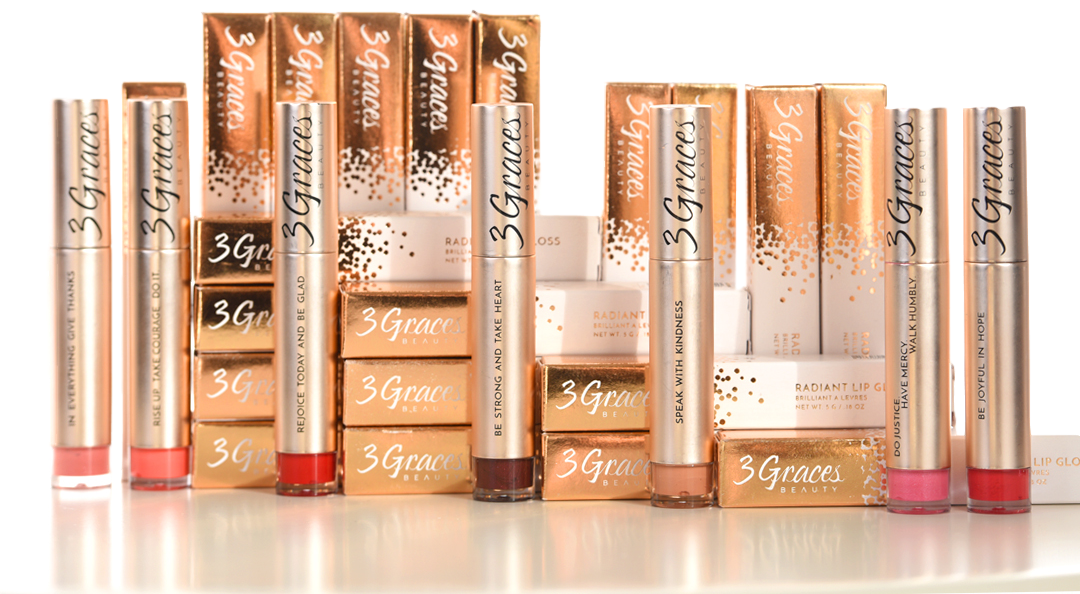 Radiant Lipgloss Collection