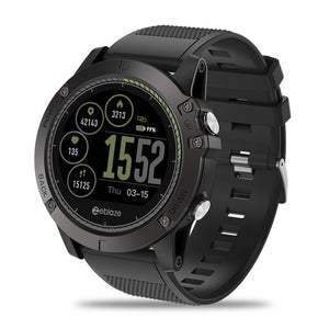 Military Strong Smartwatch with Heart Rate Monitor - Android/iOS - SmartwarePro