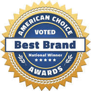 Natura Petz Organics nominated American Choice Best Brand Award