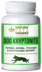 DOG & CAT KRYPTONITE GLAND SUPPORT FOR DOGS GLAND SUPPORT FOR CATS
