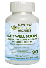 Natura Petz Organics Get Well Soon for dogs Natura Petz Organics Get Well Soon for cats