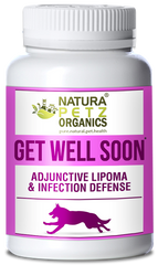 GET WELL SOON LIPOMA SUPPORT FOR DOGS LIPOMA SUPPORT FOR CATS PET GROWTH