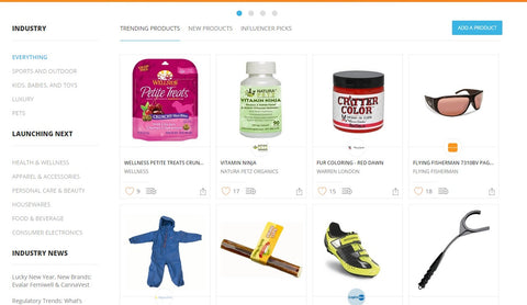 Natura Petz Organics Page One as Top Hubba Influencer Picks Products and Brand