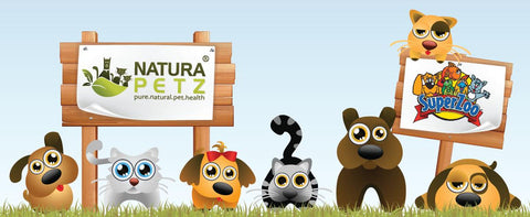 Natura Petz Organics to Exhibit at Super Zoo Las Vegas August 2016