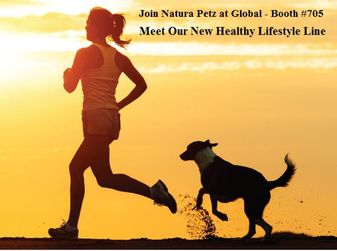 Natura Petz Organics to Unveil New Healthy Lifestyle Line at Global Pet Booth #705