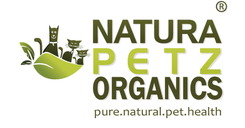 Natura Petz Organics Super Zoo Booth #9060 Orgnanic dog treats toppers balancers and more