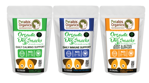 pet product news features natura petz organics dog treats dog snacks dog rewards