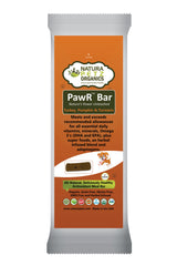 Natura Petz Organics Launches PawR™ Bar Complete Meal Bar for Dogs at Super Zoo 2016