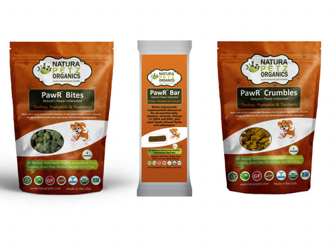 Natura Petz Organics launches complete and balanced treat line for dogs at Global Pet March Orlando 2016