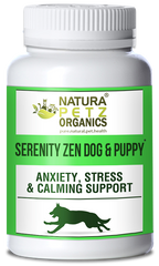 SERENITY ZEN ANXIETY & STRESS SUPPORT FOR DOGS ANXIETY STRESS SUPPORT FOR CATS