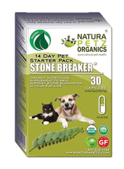 Natura Petz Organics Best Seller Stone Breaker to Break Up Stones in dogs and cats