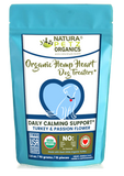 HEMP HEART DAILY CALMING TREATERS* 15 Pieces 2.35 Oz Bag TURKEY & PASSION FLOWER