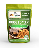 CAROB - Antioxidant - Digestive & Cardiovascular Support* THE PETZ KITCHEN™ - Organic & Human Grade Ingredients for Home Prepared Meals & Treats