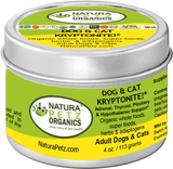 DOG and CAT KRYPTONITE MEAL TOPPER - Adrenal, Thyroid, Pituitary & Hypothalamic Support*