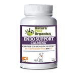 ENDO SUPPORT CALMING DOG TV* ENDO CALM SIGNALING SUPPORT* 90 CAPS FOR DOGS*
