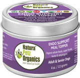 ENDO SUPPORT MEAL TOPPER for DOGS and CATS* NATURA PETZ ORGANICS