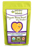HEMP HEART WHOLE BODY IMMUNE TREATERS* 15 Pieces 2.35 Oz. TURKEY & TURMERIC