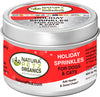 Holiday Sprinkles Super Foods for Dogs & Cats - Add Health & Good Cheer!