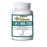 I AM A ROCK STAR - Memory, Gland (Hypothalamic, Pituitary and Adrenal) & Vitality Support*