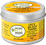 Life's An Itch! ANTI-ALLERGY Flavored MEAL TOPPER for Dogs & Cats*