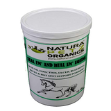 SEAL EM AND HEAL EM POWDER EQUINE* Wound, Infection Ulcer Bite Bleeding & Hot Spot Support*