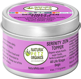 Serenity Zen Meal Topper for Dogs and Cats* - Serenity Zen Anti-Stress & Anti-Anxiety Meal Topper*