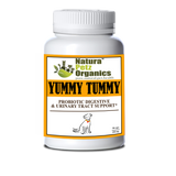 YUMMY TUMMY Probiotic Digestive + Urinary Tract Support*