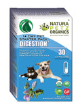DIGESTION STARTER PACKS FOR DOGS AND CATS *