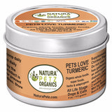 Pets Love Turmeric -  Antioxidant and Immune Health Promoting Nutritional Meal Topper *