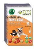 Skin and Coat Starter Pack for Dogs and Cats *