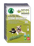 STONE BREAKER STARTER PACK FOR DOGS & CATS *
