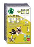 URINARY TRACT INFECTION STARTER PACK FOR DOGS AND CATS *