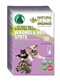 WOUNDS AND HOT SPOT STARTER PACK FOR DOGS AND CATS *