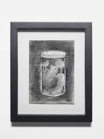 Bird - Jam Jar Series