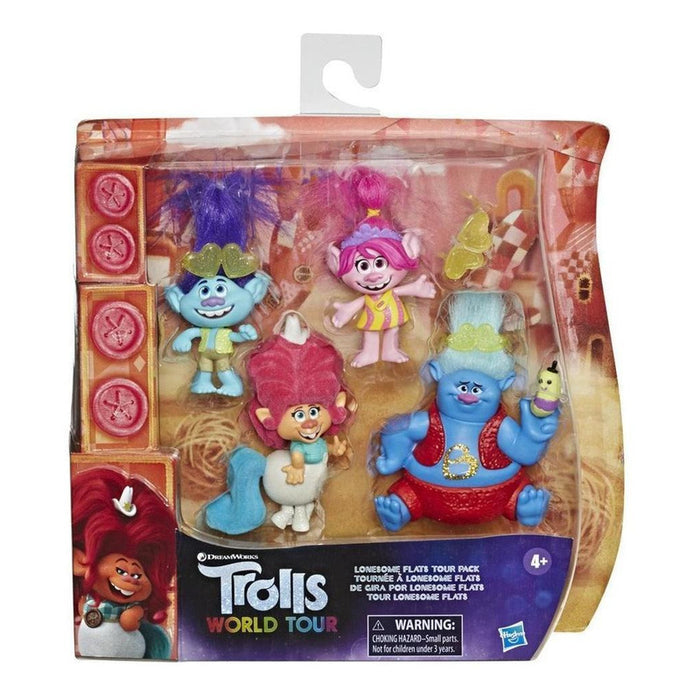 Figura Trolls Sd Lonesome Flats On The Go