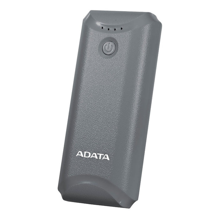 Adata Power Bank P5000d Bateria Portatil Celulares 5000mah Color Gris