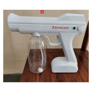 Maquina Sanitizante Portatil Spray Desinfectante Recargable