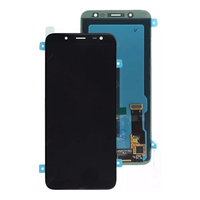 Display Pantalla Touch Celular Samsung Galaxy J6 J600 Color Negro