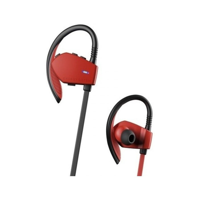 Audifonos Energy Sport 1 Bluetooth Graphite Color Rojo