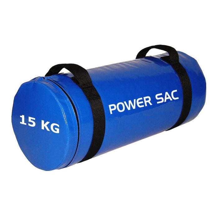 Bolsa De Peso Crossfit Power Bag 15kg Bolsa Para Fuerza Color Azul