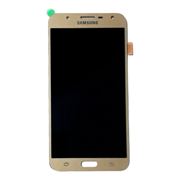Display Pantalla Touch Samsung J7 Metal J710 2016 Colores Color Dorado