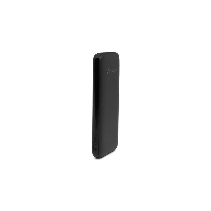 Cargador Portatil Vorago Power Bank Pb-301-bk 5000mah Neg Color Negro