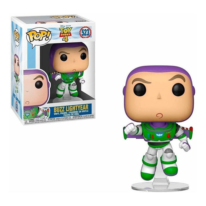 Figura Funko Pop! Disney Buzz Lightyear Toy Story 4 #523 /u