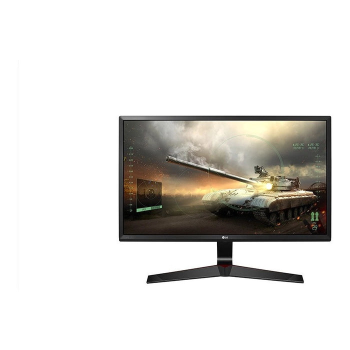 Monitor Gamer LG 27mp59g-p Led 27puLG 1920x1080p Full Hd  Color Negro