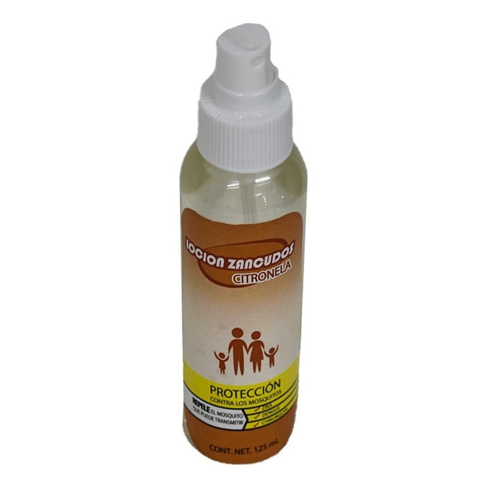 Repelente Mosquitos Mist Sprayer Aceite Citronela 125ml /p